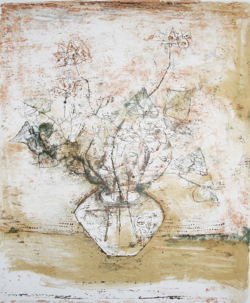 17/24 – Bouquet de fleurs